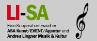 Eine Kooperation zwischen ASA Kunst/EVENT/Agentur und Andrea Lingner Musik & Kultur